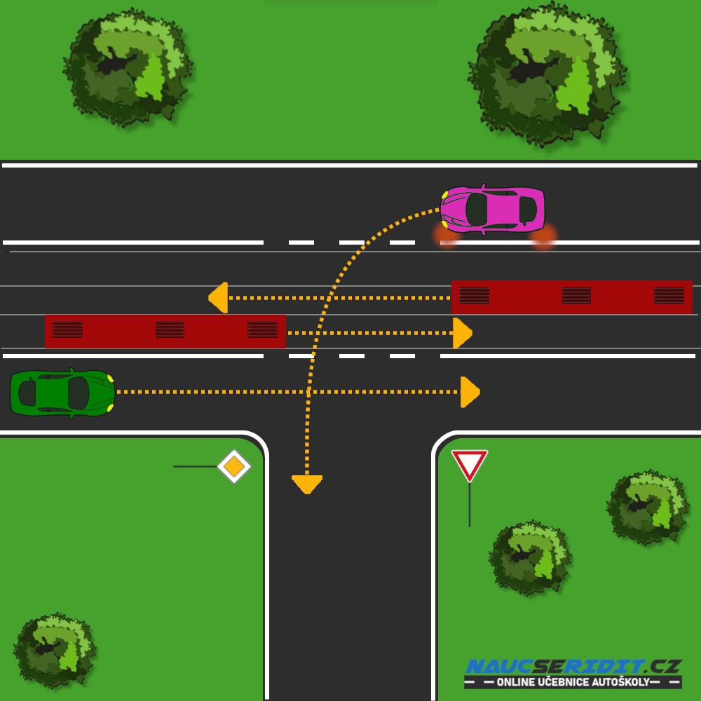 21-5b-odbocovani-vlevo-pres-tramvajove-pasy