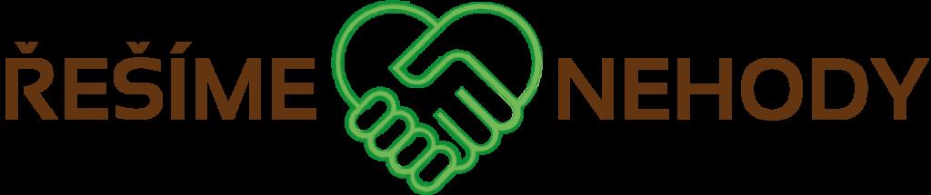 Řešíme nehody logo